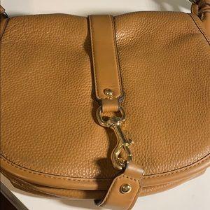 Michael Kors Saddle Cross Body Bag